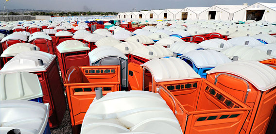 Champion Portable Toilets in Gulfport,  MS